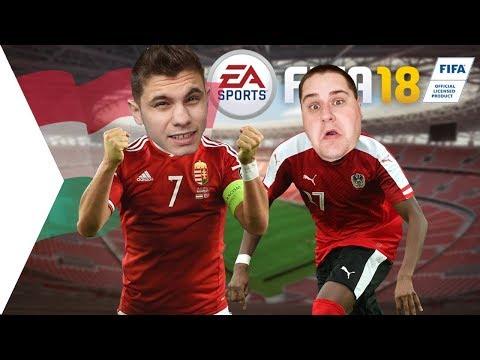 MAGYAR VÁLOGATOTTAL ISTI ELLEN! | FIFA 18