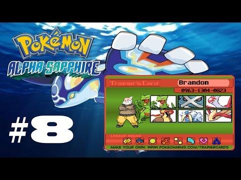 Pokemon Alpha Sapphire - To a Solitary Island