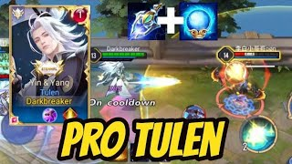 TOP 1 TULEN PRO GAMEPLAY VS CONQUERORS | AoV | 傳說對決 | RoV | Liên Quân Mobile
