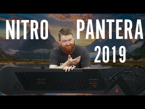 2019 Nitro Pantera Snowboard Mp3