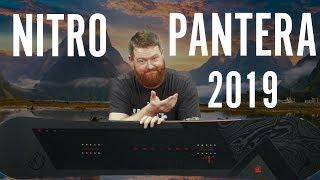 2019 Nitro Pantera Snowboard