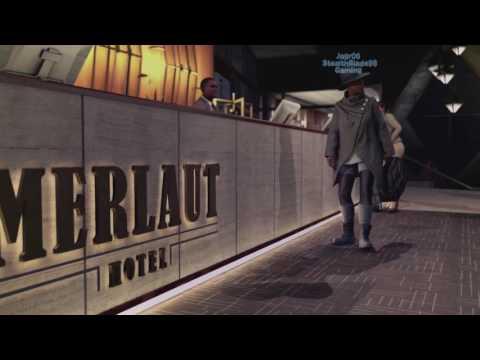 StealthBlade Plays Watchdogs 1 pt 1: Hack Job Gone Wrong, Cool Cat Jordi, Crazy Car Chase