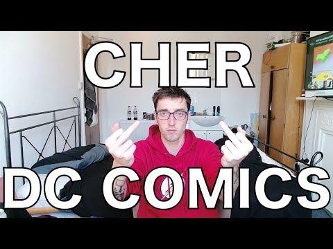 CHER DC COMICS