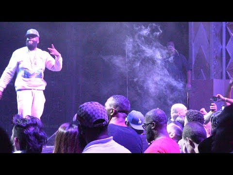 RICK ROSS - TRAP TRAP TRAP - LIVE @the Saban Theatre May 27, 2017