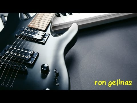 Guitar Chillout Lounge Music Mix by Ron Gelinas