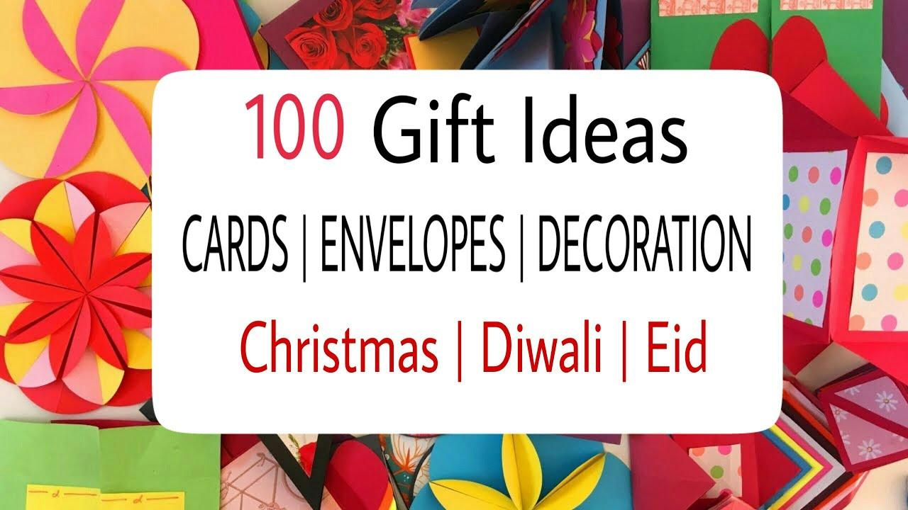 100 plus Gifts, Cards and Decoration Ideas for Diwali ...