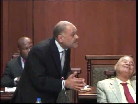 Hon. Asot Michael Parliament Speech May 29 2017