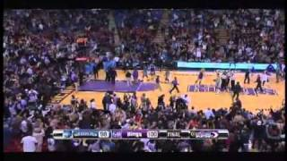 Tyreke Evans Game Winning Full Court Shot Buzzer Beater vs Memphis Grizzlies