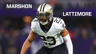"""Marshon Lattimore 