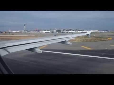 (HD) JetBlue Airways A320 takeoff at JFK