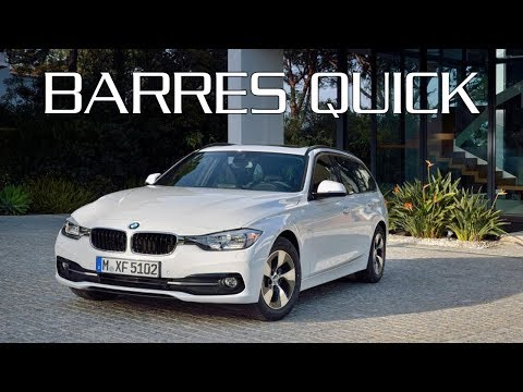 Barres Green Valley QUICK - BMW Serie 3 Touring