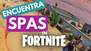 HOW TO FIND SPAS IN FANTASMA PEOPLE +58 FORTNITE SAVE THE WORLD ENGLISH GAMEPLAY