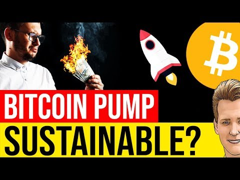 Will Bitcoin PUMP Continue? Programmer explains.