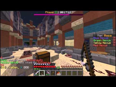 [Minecraft] Annihilation 3 -Andorra xD