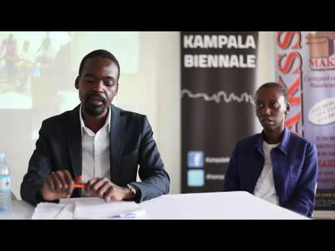 Kampala Art Biennale 2016 - Media Launch