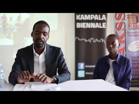 Kampala Art Biennale 2016 - Media Launch