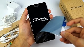 Galaxy Note 3 Unboxing - فتح صندوق جالكسي نوت ٣