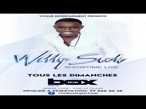 Wally B. Seck - Etudiant (Live Vogue 2016) - Wally Ballago Seck