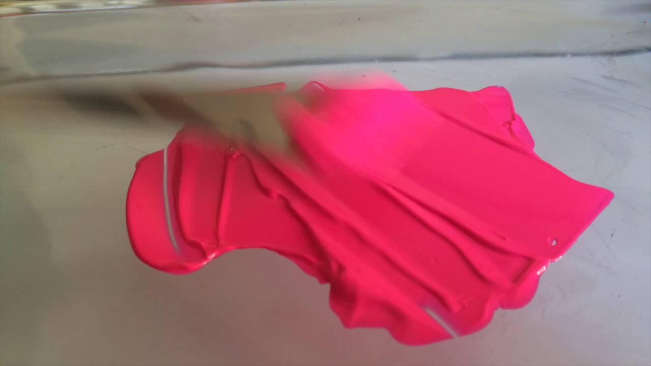 Neon 80 S Acrylic Paint Mixing