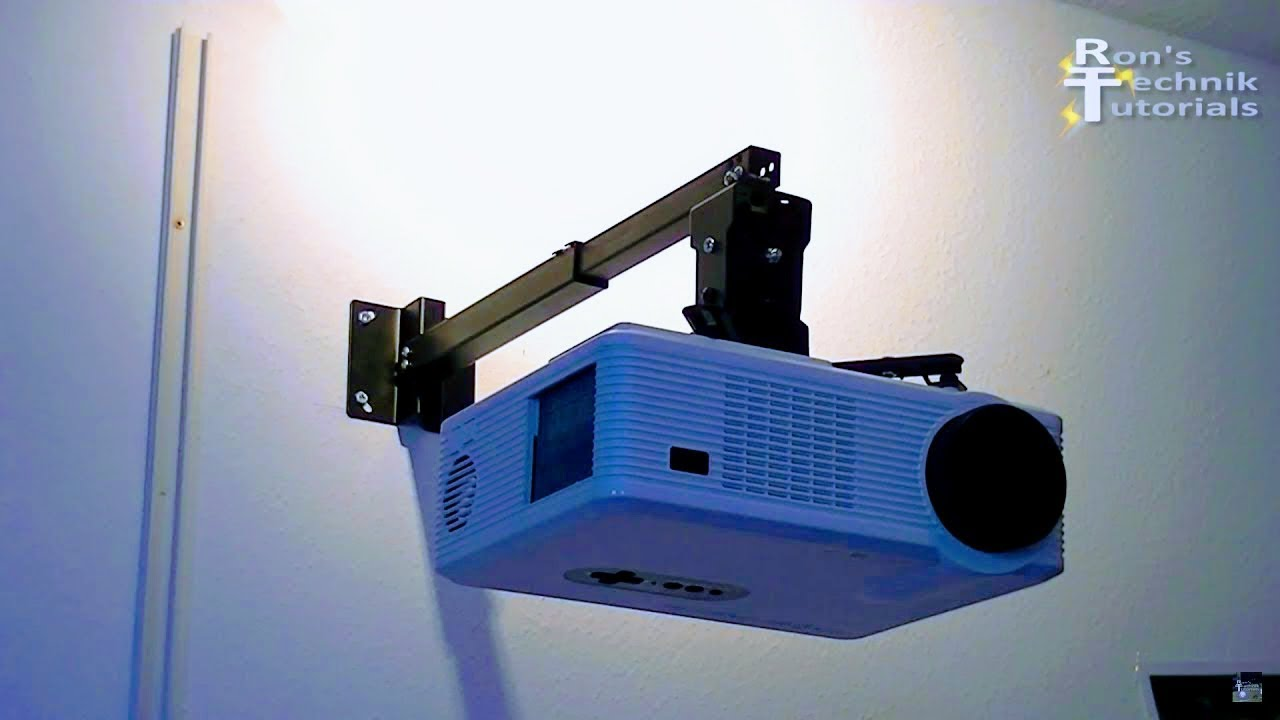 how to convert cheap led projector to great home cinema projektor