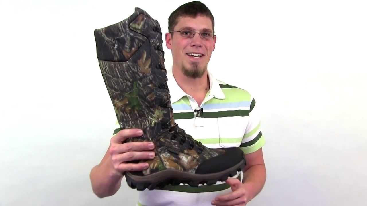 Rocky Lynx Waterproof Snake Boot Style# - 7379 - YouTube