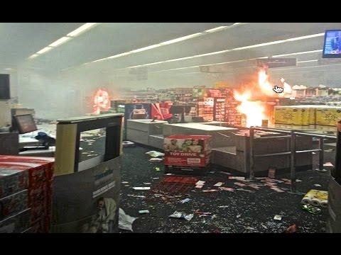 Ferguson Looting Riots Grand jury NO Indictment Darren Wilson NOT GUILTY - Michael Brown St. Louis