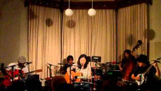 2011.07.26Lonesome Strings and Mari Nakamura@神戸グッゲンハイム邸 L...