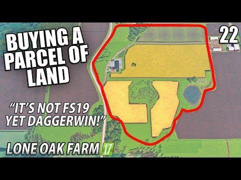 PRETENDING FS17 IS FS19 | Lone Oak Farm | Farming Simulator 17 | #22