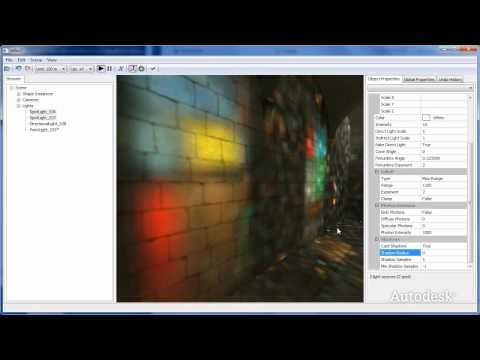 Autodesk Beast - Global Illumination Visualization With ERnsT