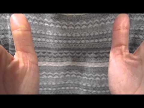 ASMR Roleplay - Headache/Migraine Relief - Face/Scalp Massage