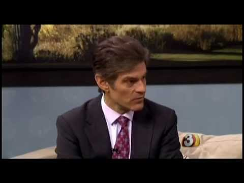 Dr Tutera speaks about HRT with Dr Oz & Merrill Osmond