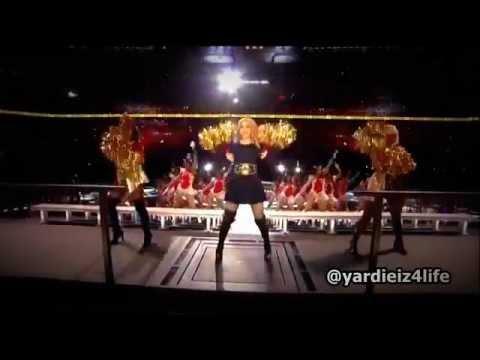 Madonna Medio tiempo del Super Bowl, LMFAO, Nicki Minaj, Cee Lo Green