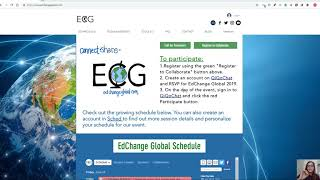 ECG Leaders- Accessing EdChange Global Schedule