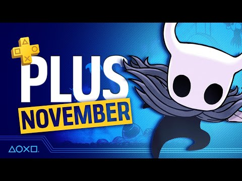 PlayStation Plus Monthly Games - November 2020