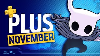 PlayStation Plus Monthly Games - November