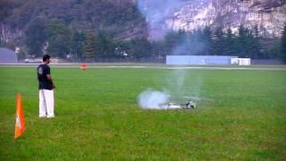 Tareq Alsaadi - Alpine Heli Smackdown 2011 (# Crash #)