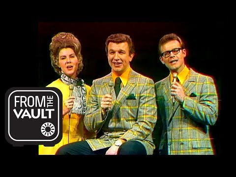 From The Vault: Ep. 05 - The Family of God - Bill Gaither Trio (1968)