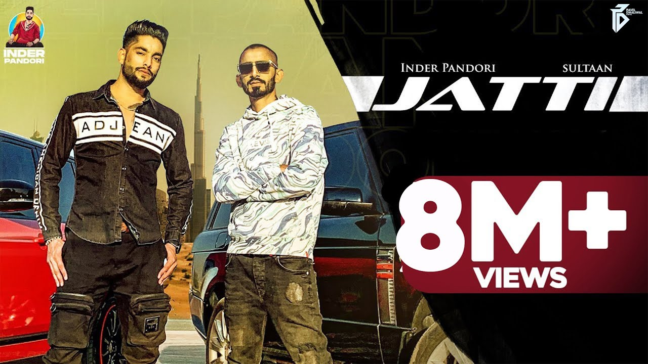 Download New Punjabi Songs 2021| Jatti | Inder Pandori | Sultaan | Aakanksha Sareen| Latest Punjabi Song 2021