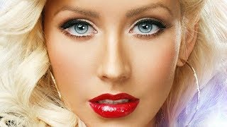 Christina Aguilera Is Unrecognizable In New Photoshoot