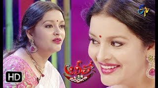 Alitho Saradaga | 15th April 2019 | Renu Desai (Actress) | ETV Telugu