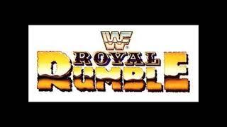 WWF Royal Rumble 1990 Theme Song