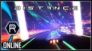 Distance Multiplayer Gameplay - Online PC Racing Game 13