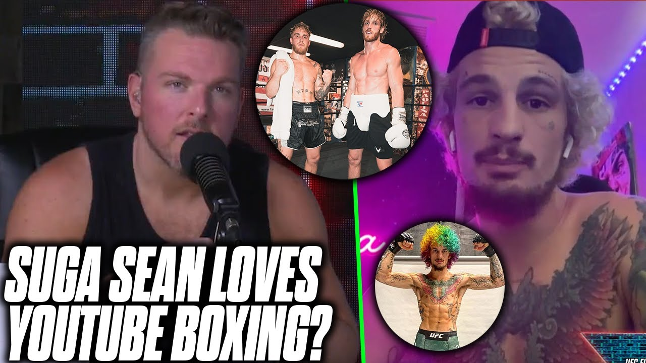 UFC's Suga Sean O'Malley's Opinion On YouTuber Celebrity Boxing