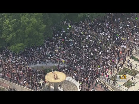George Floyd Protests: Demonstrations Continue Around Maryland