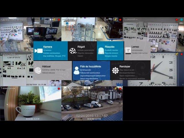 Techson SmartSpeed - Tálca beállítás start menü
