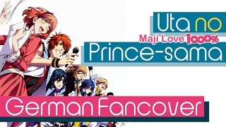 Download Uta no Prince-sama - Maji Love 1000% [German Fancover] MP3 song and Music Video