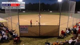 Texas vs. South Carolina - DYB AA CP WS (Championship Series) thumbnail