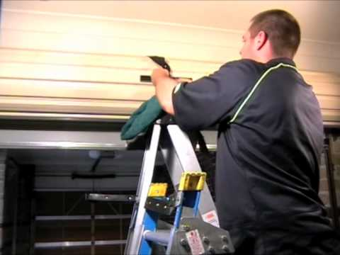 Automatic Garage Door Opener Installation For Chamberlain Diy Roller