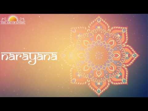 Narayana Song - with Blissful Instrumental Music | Chitra Roy Hits