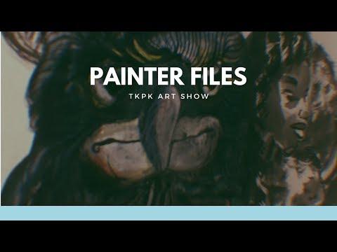Painter files - TKPK Holiday Art Show